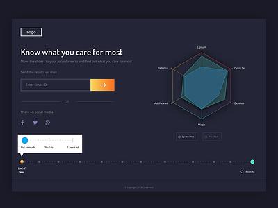Web App Design | Dark UI | ux  ui ux design uidesign designer ui design web website
