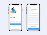 Reading Room Library iOS App UI/UX