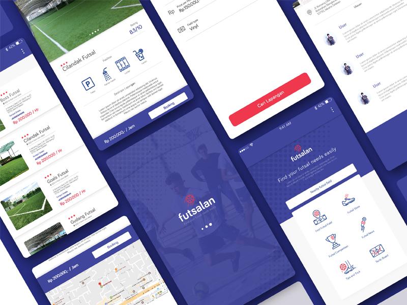 Ftsl App futsal app
