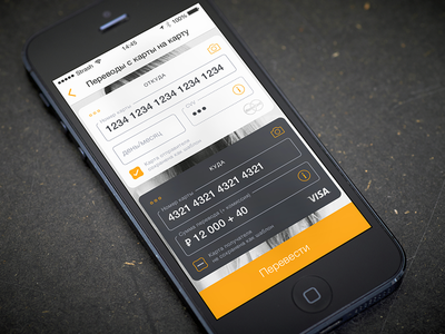 Transaction screen (WIP) bank card transaction black white blur wip flat finance ui vector banking