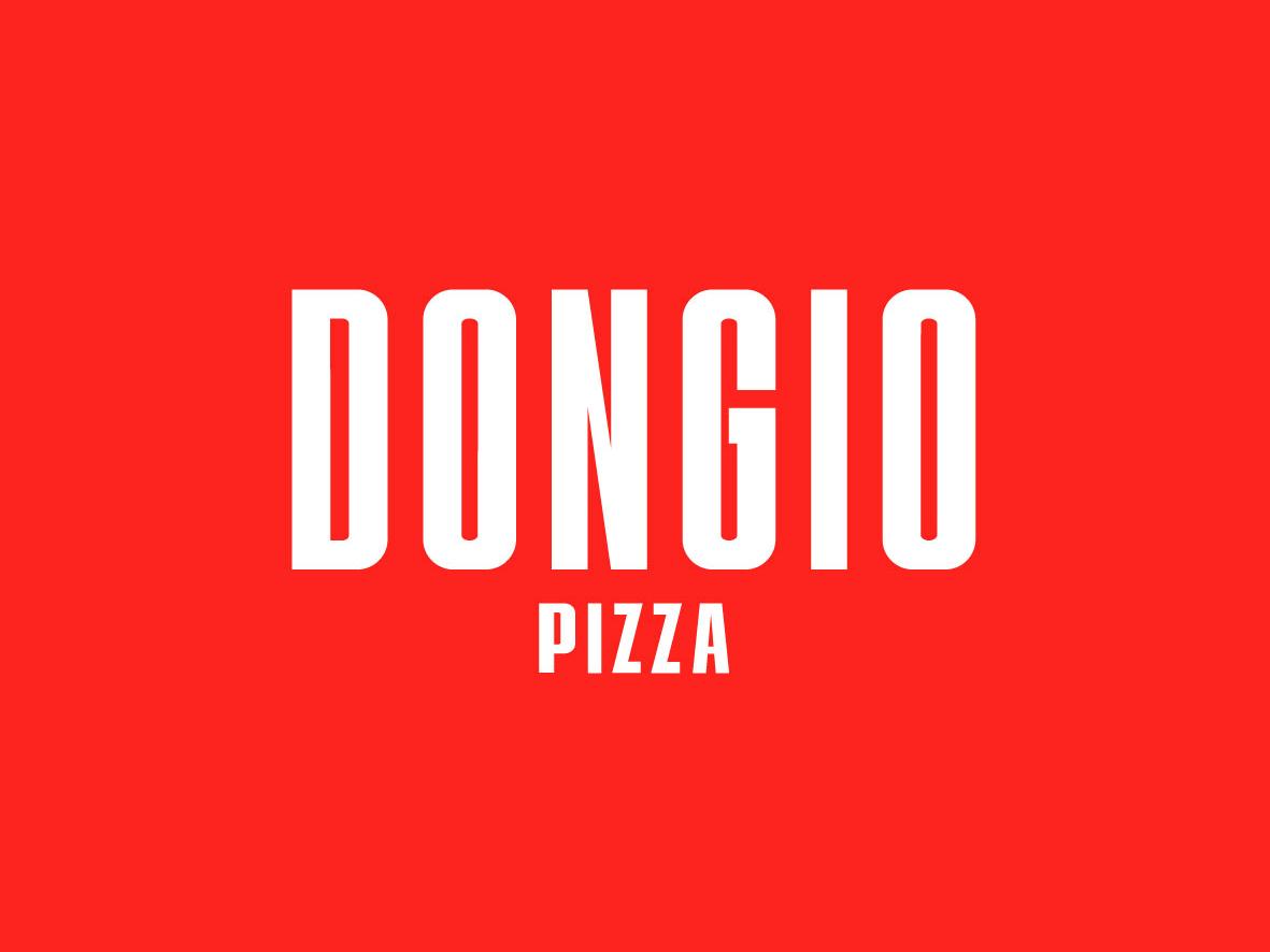 Dongio pizza  redbg