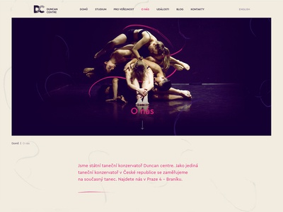 Duncan Centre - dance conservatory