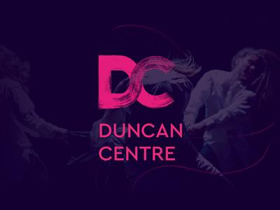 Duncan Centre - dance conservatory logo
