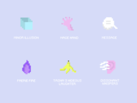 D&D spell icons