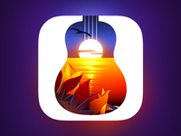 Ukulele iOS icon