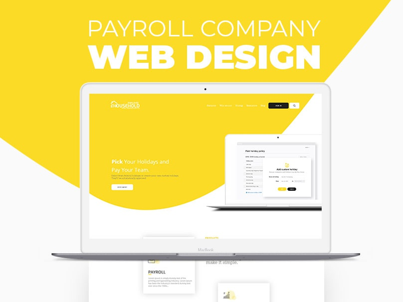 Payroll Company Web Design figma sketch adobe xd ui ux user ui designers ui designs user experience design user interface design ui design ui ux branding agency company branding company web design agency webdesign web designer web design website concept website design website