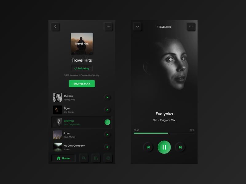 Spotify Neo