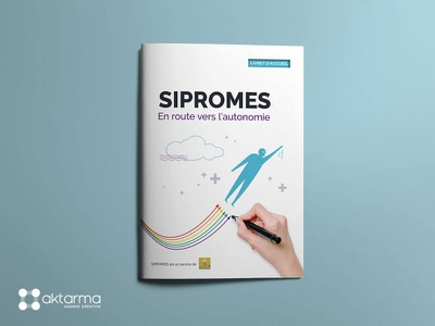 Sipromes Booklet print booklet book