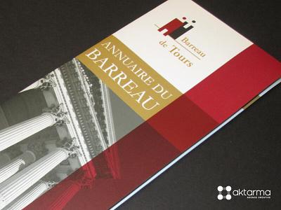 "Directory of ""Barreau de Tours"" directory print"