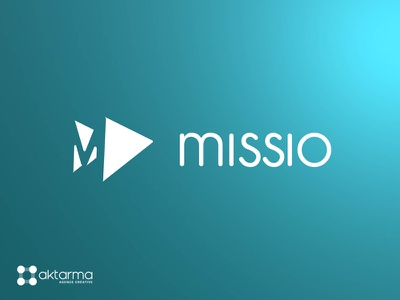 Logo Missio vector design print logo