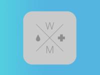 Woman calendar app icon