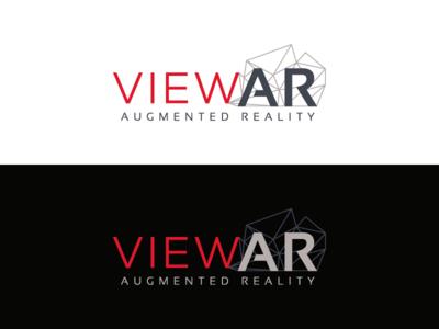 Augmented Reality future technology tech bold app vector design creative ux ui detail branding brand mark logo cluster vertex virtual reality augmented reality vr