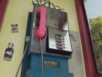 Call Box Scene