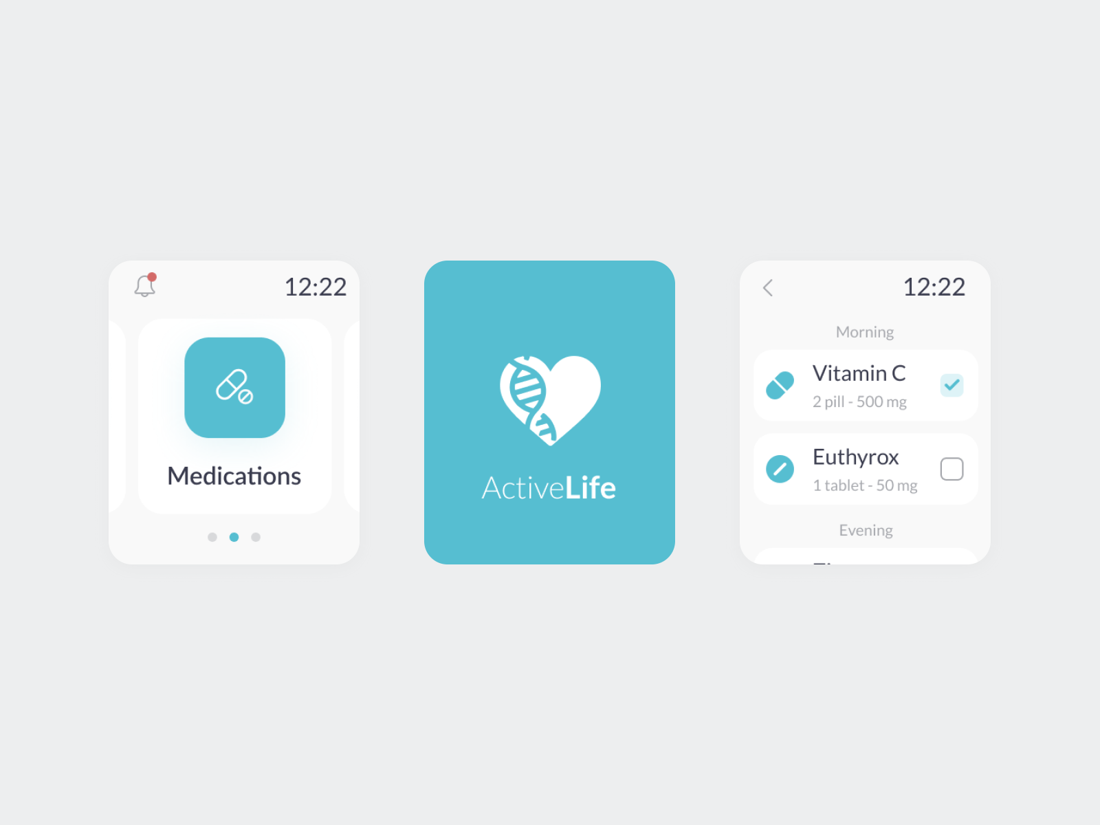 Your Medication Apple Watch | ActiveLife App