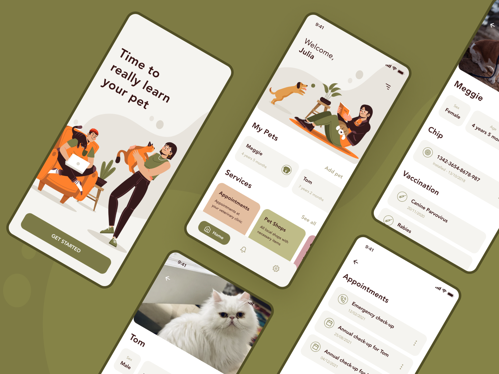 Your Pet App | Mobile Application
