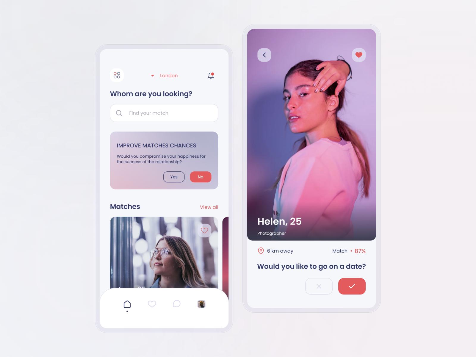 Dating App | Mobile Application