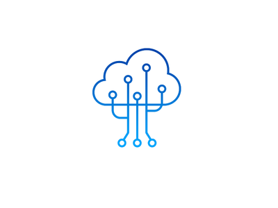 tree cloud logo logo tree cloud logotype data send storage