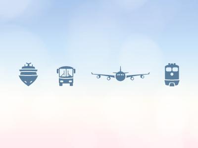 Travel Icons icons