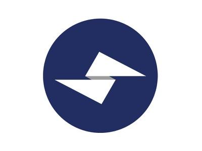 Unpacking S logo unpacking tech monogram s design logo
