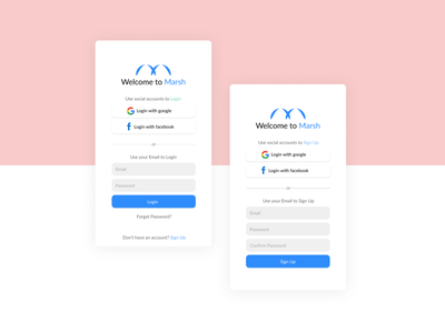 Onboarding 001 android logo mobile ux ui design daily ui civil