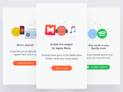 Empty state onboarding ux ui app illustration ios empty-states
