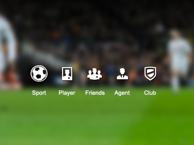 new site - icons