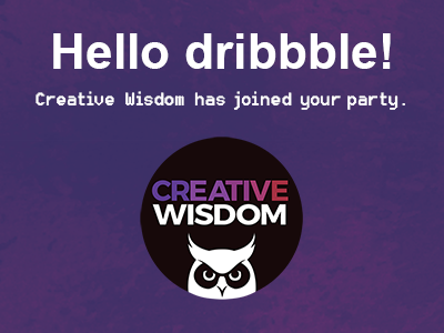 You've gained a new party member! bold design creative wisdom debut newcomer
