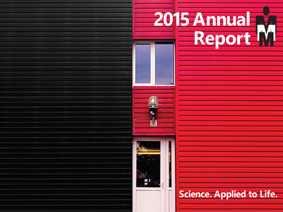 Mock Annual Report - Cover