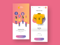 Mobile Designs for eCommerce Site