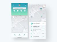 Destination Travel App Designs