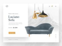 Mid-Century Modern Furniture Website