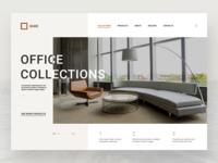 Website Design for Office Furniture