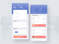 Flight Booking Mobile App