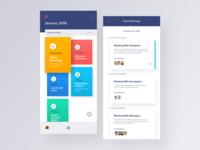 Social Calendar App