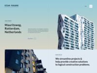 Architect Firm Website Design