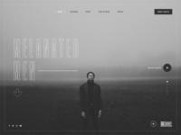 Website Design for Movie