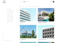 Master Builders Website Design