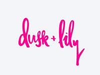 Dusk + Lily Logo
