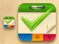 Icon Calendar for iPhone