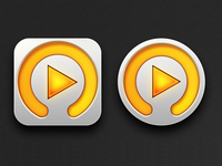 iPhone and Android icon