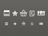 Iphone Tab Bar Icons