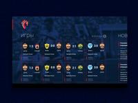 Football Tablet App