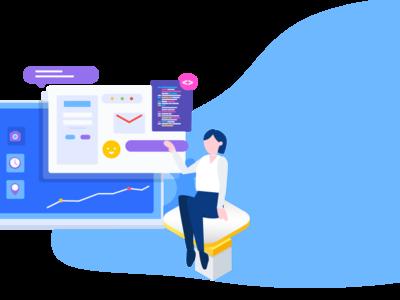 UI Designer illustration