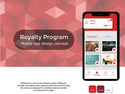 Preferred mobile app app  design uxui