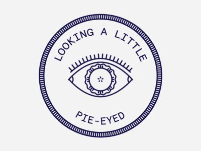 Pie-eyed