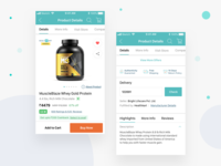 HealthKart Product Detail Page