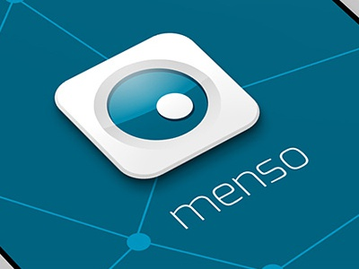 Menso - Small conference calls menso surdo ios ui ux app iphone android conference calls