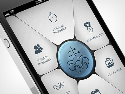 olympic app concept olympic sov app iphone concept