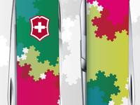 Koch Snowflake Swiss Army Knife