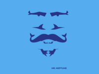 Mr. Neptune (T-Shirt)